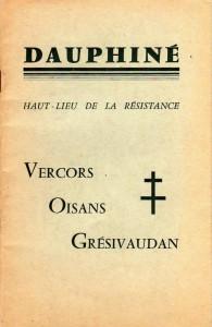 Dauphiné, haut-lieu de la résistance