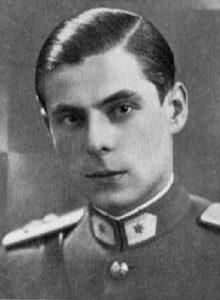 Lieutenant Armand Lambin de Combremont