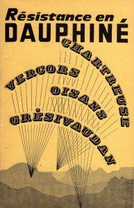 Résistance en Dauphiné
